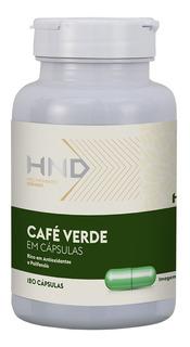 Cha Termogênico Hnd Café Verde 120 Cáps Queima De Calorias