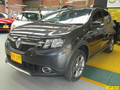 Renault Stepway 1.6 Dynamique / Intens Mecánica