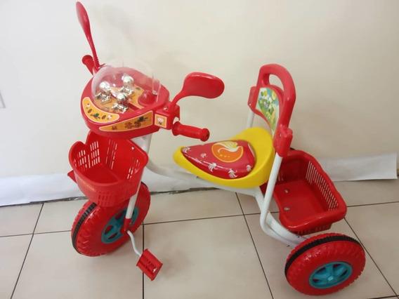 Triciclo De Niña Niño Juguete Con Luz Y Sonido