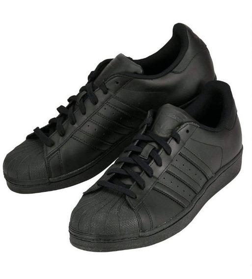 adidas Superstar Negro. # 26.5, 28.5, 29 Cm Originales