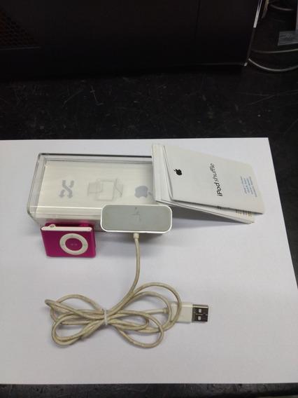 iPod Shuffle Original Com Caixa E Manual Apple 1 Gb