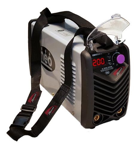 Soldadora Inverter Neo 200 Amp. Modelo Ie9200 Industrial