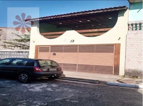 Imagem 1 de 14 de Casa Sobrado Em Vila Esperança  -  São Paulo - 5680