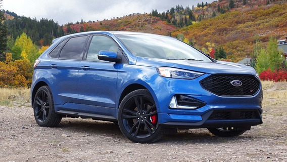 Ford Edge St Awd 2019