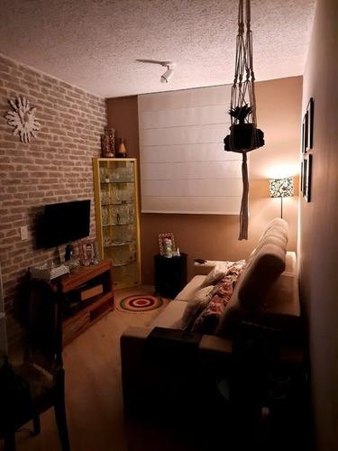 Apartamento Para Venda, 2 Dormitório(s) - 81