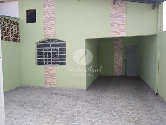 Casa À Venda Em Jardim Santa Izabel - Ca005189
