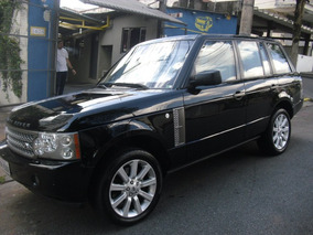 Land Rover Range Rover Vogue 2006 Blindada N3a Carter