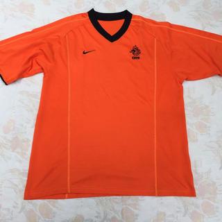Camisa Nike Holanda Home 2000/02 G Original Fn1608