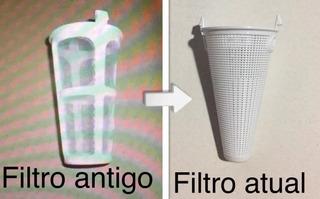 Filtro Fiapo Da Lavadora De Roupas Electrolux Turbo Lt15f