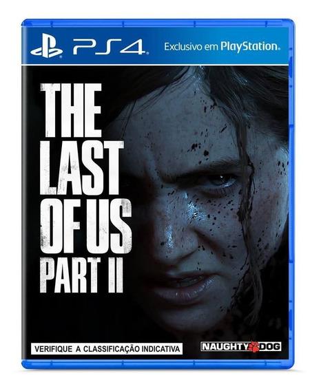 The Last Of Us Part 2 Part Ii Jogo Ps4