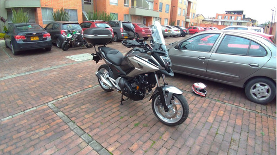 Honda Nc750xd Automatica