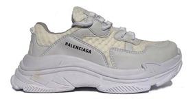 Tenis Balenciaga Triple-s Branco - Frete Grátis
