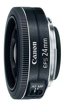 Lente Canon 24 Mm 2.8