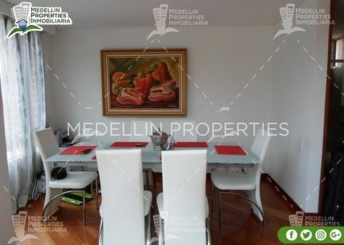 Apartamentos Amoblados Medellin Mensual  Cód: 4439