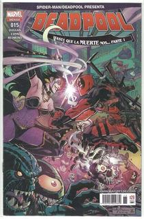 Spider-man / Deadpool #15. Español.