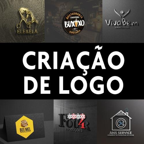 Imagem 1 de 1 de Criação De Logo