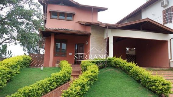 Casa À Venda, 252 M² Por R$ 980.000,00 - Condominio Villaggio Capriccio - Louveira/sp - Ca0401
