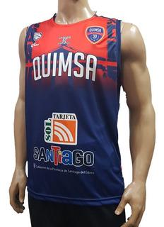 Camisetas De Quimsa, Santiago Del Estero, Original, Adhoc