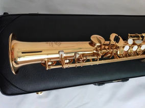 Sax Soprano Mark Vi Profissional