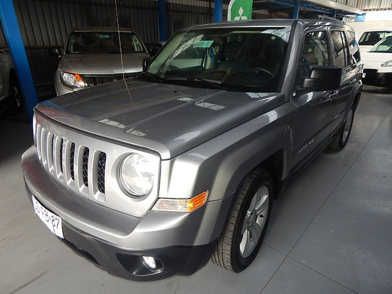 Jeep Patriot 2.4 2017