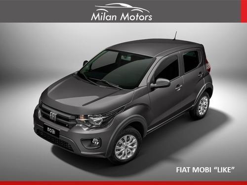 Fiat Mobi Like 0km Financio Con Usd 6500 Se Lo Lleva