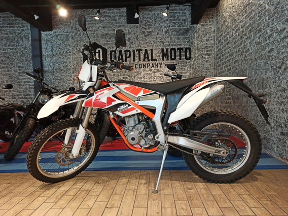 Capital Moto México Ktm Freeride 350 2016