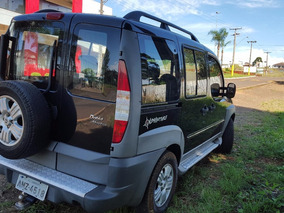 Fiat Doblo 1.8 Adventure Estrada Real 6p