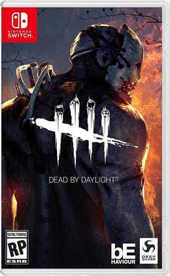 Dead By Daylight - Switch - Mídia Física! Pronta Entrega!