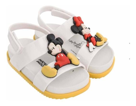 Sandalia Mini Melissa Cosmic Sandal Disney