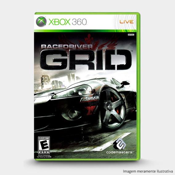 Race Driver Grid - Original Para Xbox 360 - Novo