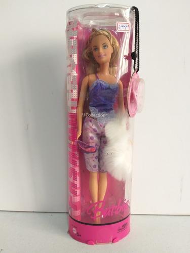 Imagem 1 de 9 de Barbie Fashion Fever Tubo 2005 Pj Pijamas