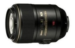 Nikon Objetiva Lente Af-s Vr 105mm F/2,8g If-ed 105 Mm