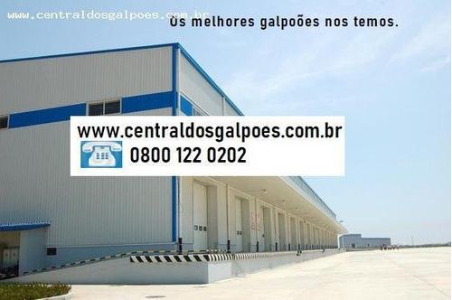 Imagem 1 de 3 de Galpão Para Locação Em São José Dos Pinhais, Industrial Anhangüera - 5ttn6454_2-1125645