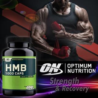 Hmb X90 Cap - Optimun Nutrition