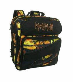 Mochila Mormaii Bolsa Transversal Pasta Notebook Mfir53106