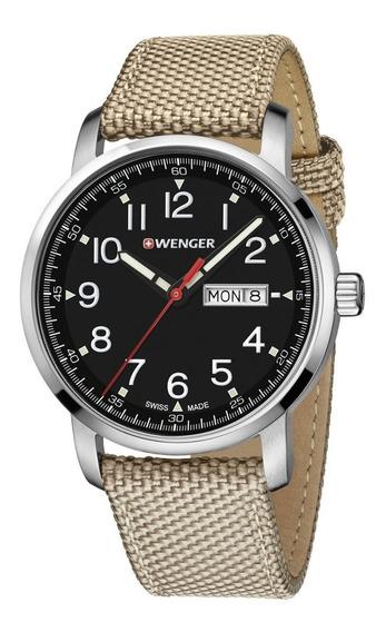 Relógio De Pulso Suíço Wenger Atitude Heritage 01.1541.111