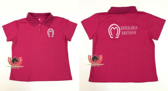 Camisa Country Mangalarga Marchador Feminina - Pink.