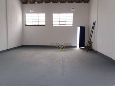 Galpão À Venda, 152 M² Por R$ 600.000 - Macedo - Guarulhos/sp - Ga0025