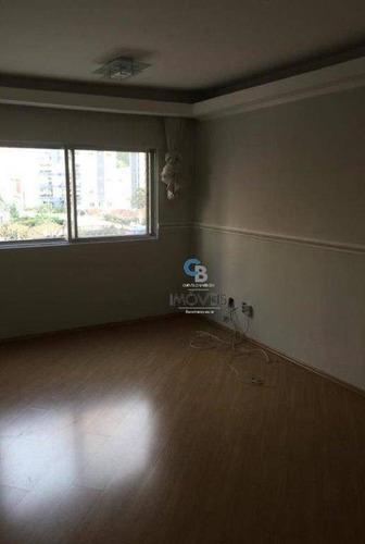 Imagem 1 de 19 de Apartamento À Venda, 70 M² Por R$ 399.000,00 - Anália Franco - São Paulo/sp - Ap3732