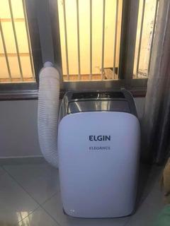 Ar Condicionado Portátil Usado Elgin Elegance Retirar Em Sbc