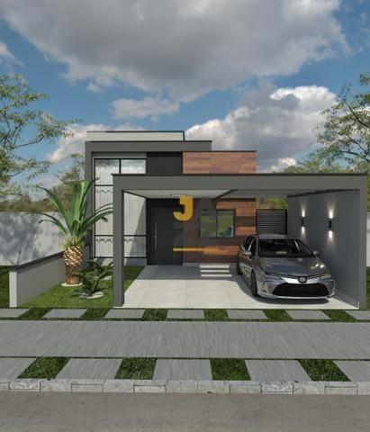 Casa Com 3 Dormitórios À Venda, 115 M² Por R$ 639.000,00 - Jardim Park Real - Indaiatuba/sp - Ca13475