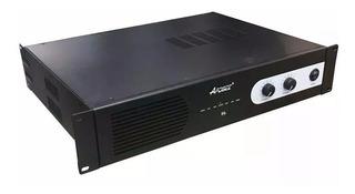 Potencia Amplificador Apogee H8 Estereo 600w