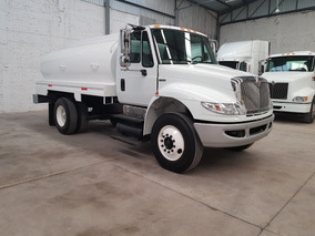 Camión International 4300 Pipa De Agua De 10.000 Litros