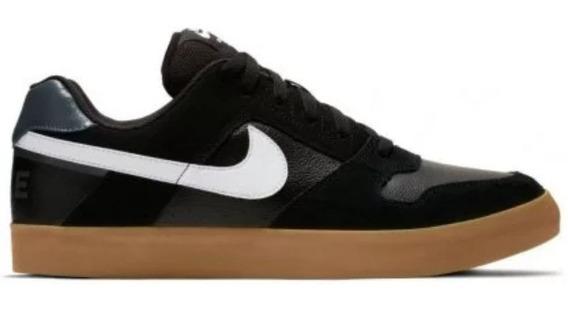 Tenis Nike Sb Delta Force Vulc Skatista Original Promoção