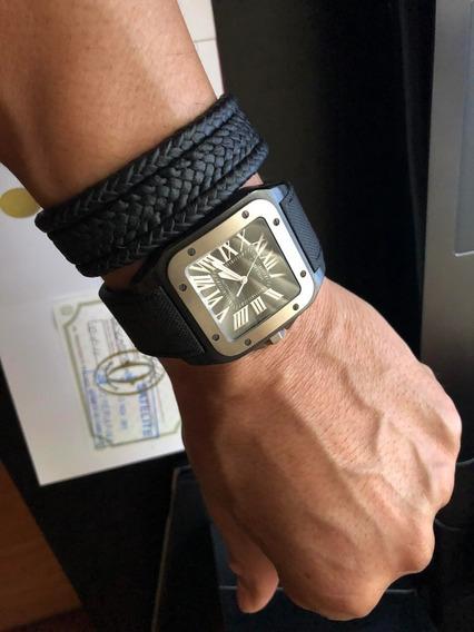 Reloj Cartier Santos 100