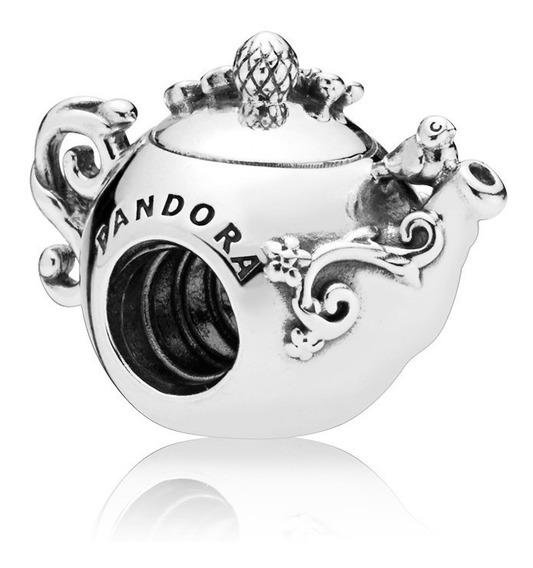 Charm Pandora Tetera Encantada 100% Plata S925