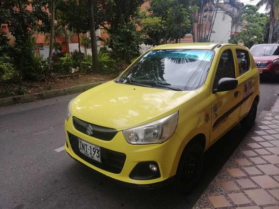 Suzuki New Alto K10 Taxi 2017