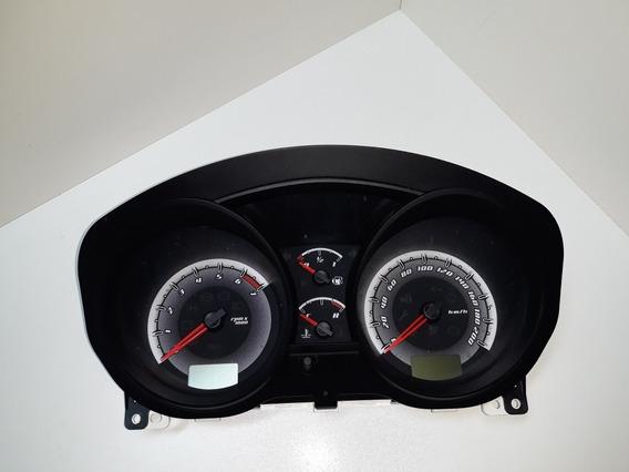 Relogio Instrumento Ford Fiesta Bs6510849ab