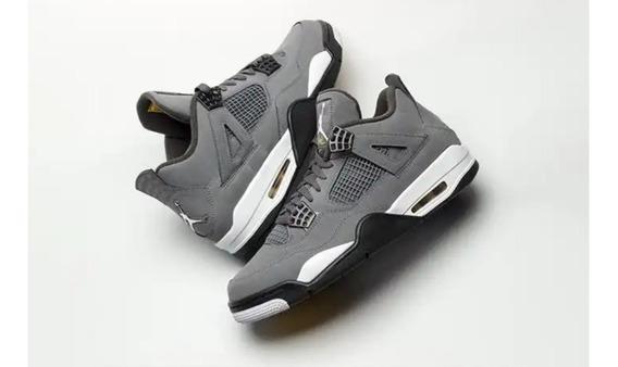 Jordan 4 Retrô Cool Grey 2019 Size 7.5us/39br