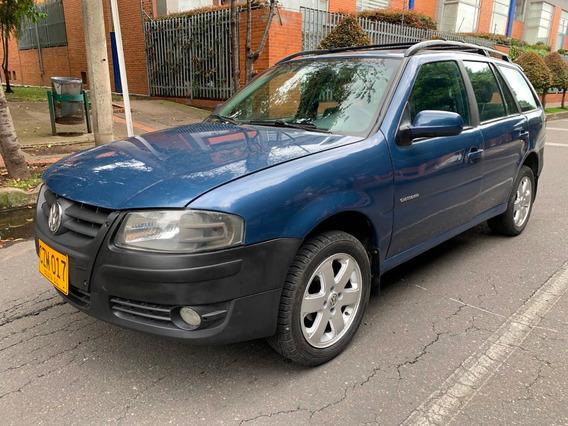 Volkswagen Parati Crossover 2008